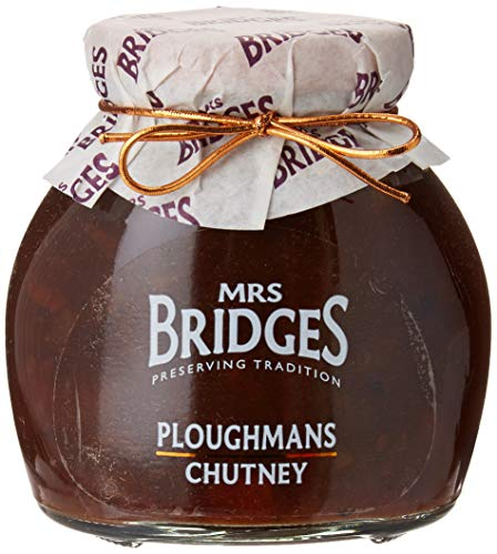 Mrs Bridges Ploughmans Chutney, 10.5 Ounce