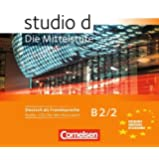 Studio d B2/2. Audio - CD