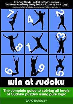Win At Sudoku complete Christmas ebook product image