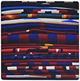 3dRose LLC 8 x 8 x 0.25 Inches Mouse Pad, New Mexico Gallup Handmade Navajo Rugs Textile Rob Tilley (mp_92948_1)