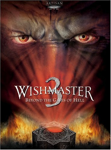 DVD : Wishmaster 3: Beyond the Gates of Hell (DVD)