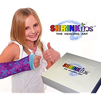 Amazon Com Shrinkins The Healing Art Washable Removable Cast