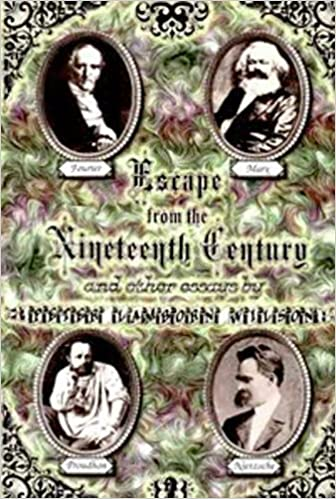 escape from the th century and other essays peter lamborn escape from the 19th century and other essays peter lamborn wilson 9781570270734 com books