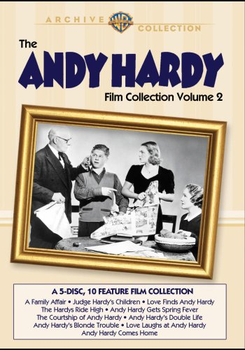 (Andy Hardy Film Collection: Volume Two)