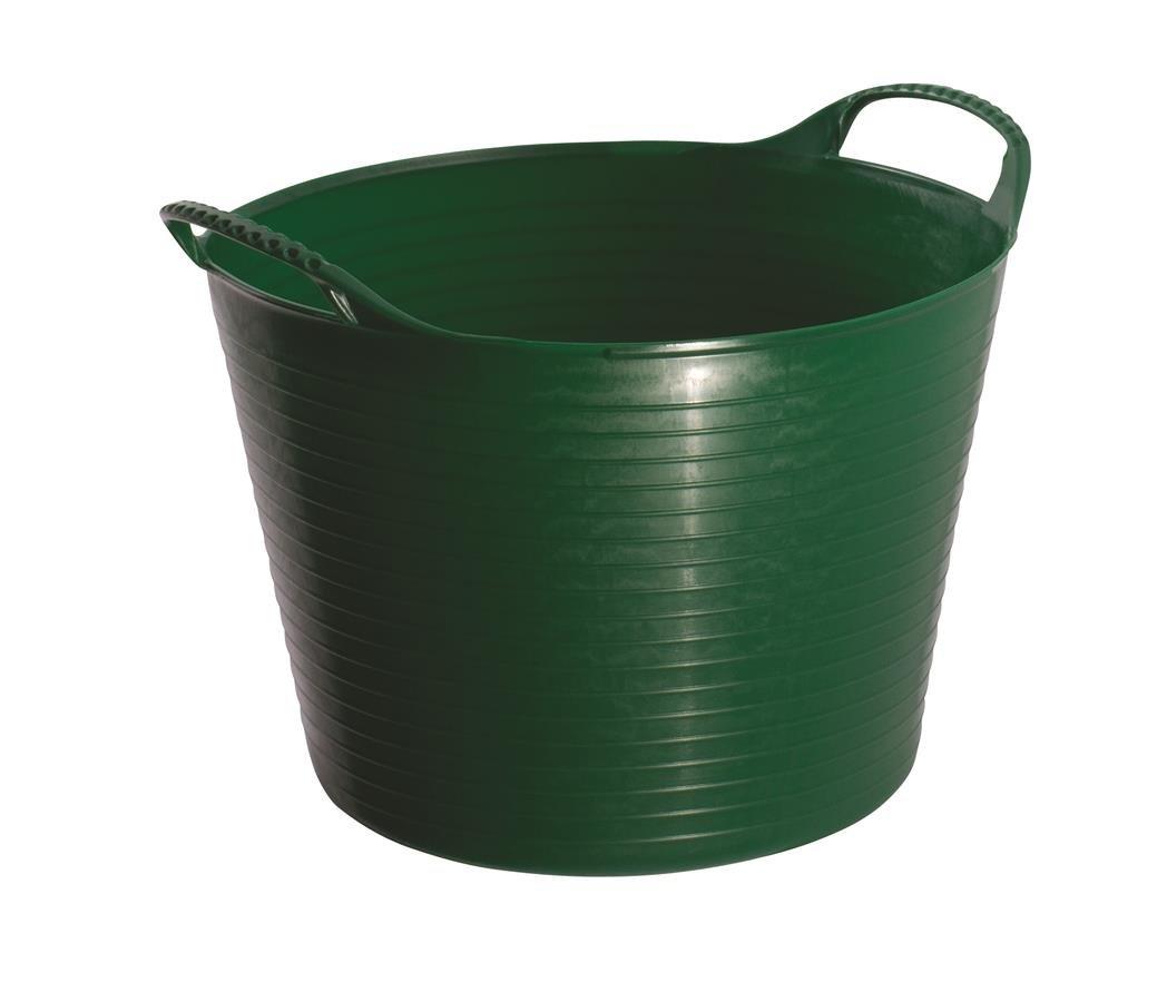 TubTrug SP14G Small Green Flex Tub, 14 Liter by Tubtrugs