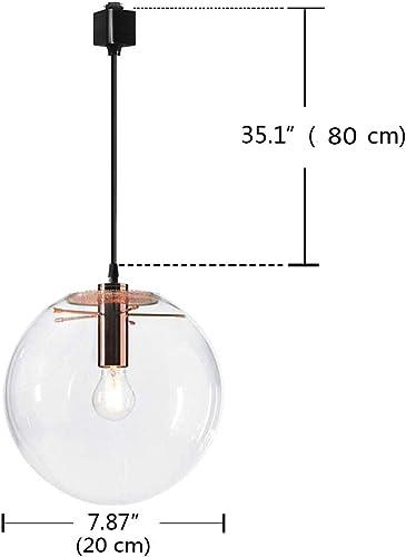 Kiven H-System Track Mount Lighting Pendant Kitchen Island Light – Brushed Brass -TB0590-A