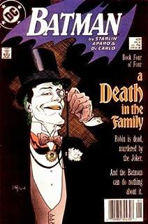 Batman a death in the family dc amazon books batman 429 a death in the family batman fandeluxe Choice Image