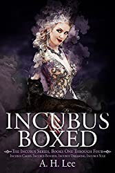 Incubus Boxed: The Incubus Series Books 1-4 Boxed Set