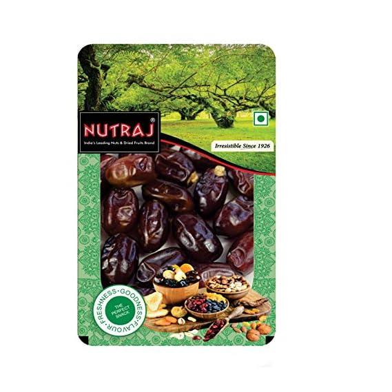 Nutraj Arabian Fard Dates 500g Tray