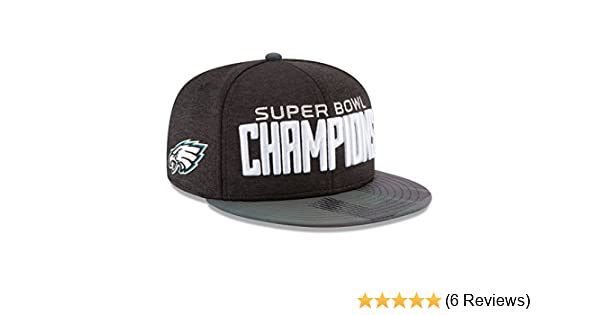 3eef37453 Amazon.com: New Era Philadelphia Eagles Super Bowl Lii Champions ...