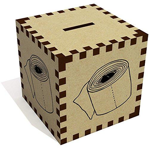 Review 'Toilet Paper' Money Box