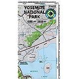 Yosemite National Park Recreation Map (Tom Harrison Maps)