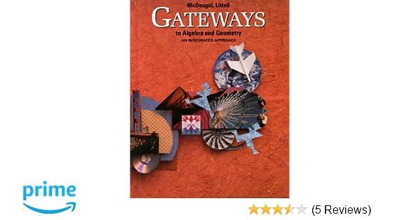 Amazon gateways to algebra and geometry 9780395771242 amazon gateways to algebra and geometry 9780395771242 bolciani books fandeluxe Choice Image