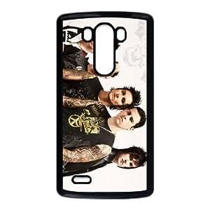 LG G3 Case Image Of Avenged Sevenfold YGRDZ39292 Plastic DIY Cell Phone Cases Cover