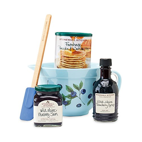 Stonewall Kitchen Blueberry Breakfast Gift Set