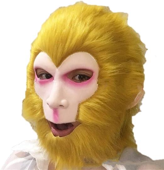 Halloween Máscara Máscaras de látex para la Cabeza, Halloween ...