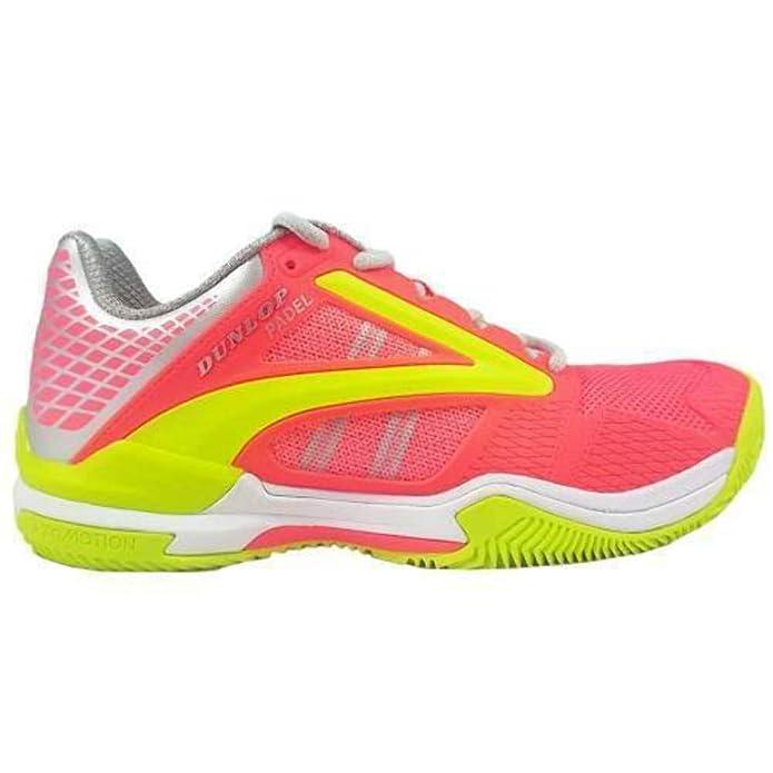 Dunlop Extreme Zapatillas Padel Mujer Coral: Amazon.es ...