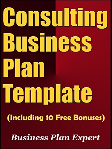 Amazon consulting business plan template including 10 free consulting business plan template including 10 free bonuses by business plan expert wajeb Images