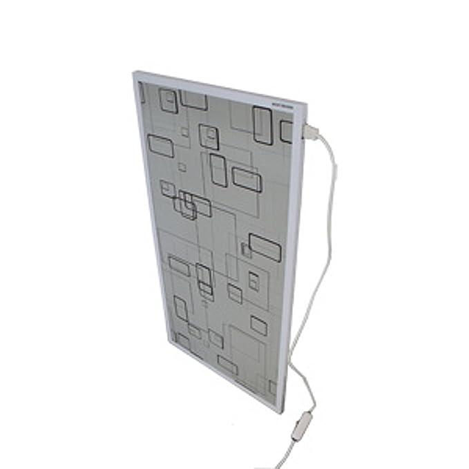 Mauk Infrarot Bild Wandheizung Modern Box 600 W grau 1645: Amazon.de ...