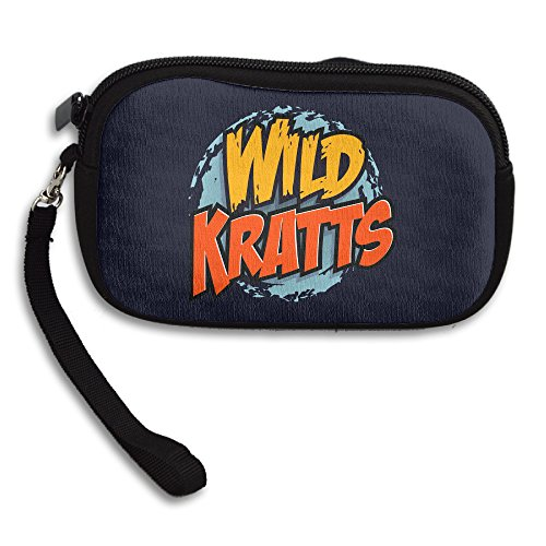 [Wild Kratts Flag Casual Clutch Bags Cellphone Bag] (Aviva Wild Kratts Costume)