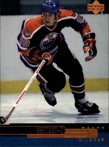 1999 Upper Deck Hockey Card (1999-00) #7 Wayne Gretzky Near ()