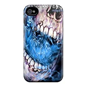 Anti-Scratch Hard Phone Case For Iphone 6 (wHl7737rpaJ) Allow Personal Design Trendy Avenged Sevenfold Series