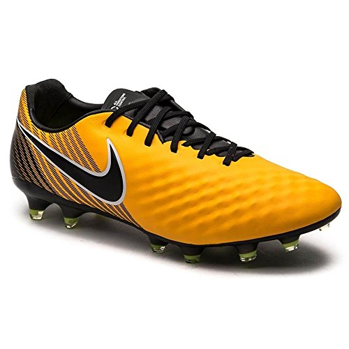 Nike Men's Magista Opus II FG Soccer Cleats (8.5 D(M) US, Laser Orange, Black)