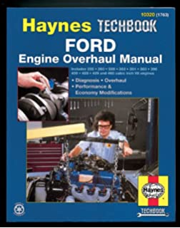 Ford automatic transmission overhaul haynes 9781563924248 amazon ford v8 engine overhaul manual haynes repair manuals fandeluxe Image collections