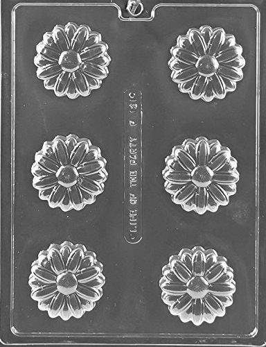 Daisy Flower Oreo Cookie Chocolate Mold (Daisy Chocolate Molds)