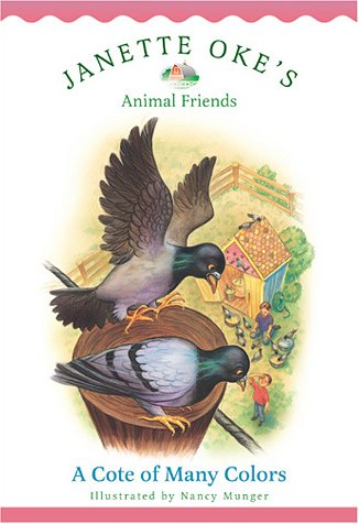 A Cote of Many Colors (Janette Oke's Animal Friends) ebook