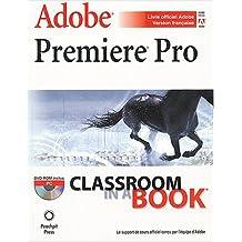 Premiere pro (adobe) classroom in a book