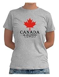 MAPLE CANADA Marathon Women T-Shirt