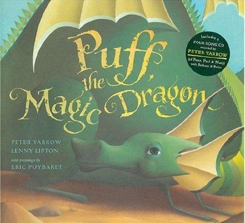 STERLING Kids Preferred Puff The Magic Dragon Book & CD]()