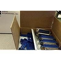 Pc Accessories - Connectors Pro 10-Pack 2.54mm IDC Crimp Connectors DB25 Male for Flat Ribbon Cable