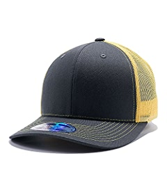The Hat Jungle Cambridge Trucker Mesh Back Hat Curved Bill Adjustable Snapback  Baseball Cap at Amazon Men s Clothing store  15b01b4a1b44