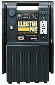 Century BPIP-99  12 Volt DC & 110 Volt AC Power