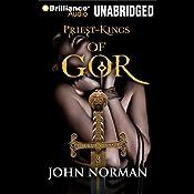 Priest-Kings of Gor: Gorean Saga, Book 3 | John Norman