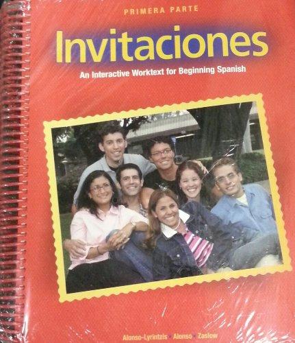 INVITACIONES PACK A (Student Edition1 + Video CD-ROM + MP3(1))