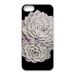 catus plants flower For Iphone 6 Plus Phone Case Cover White