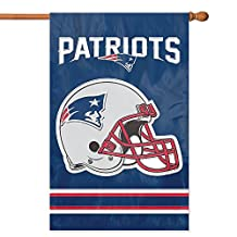 Party Animal New England Patriots Banner NFL Flag