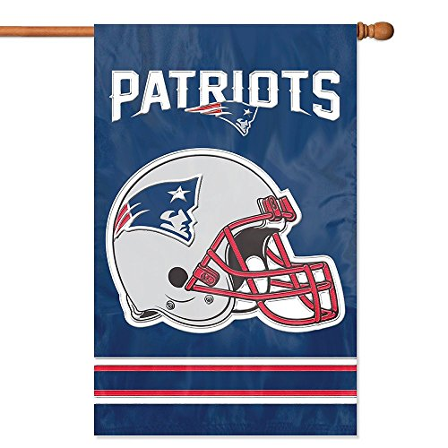 - Party Animal New England Patriots Banner NFL Flag