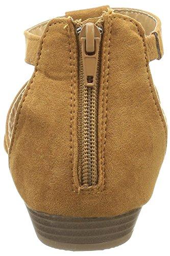 Refresh 61859 - Sandalias de vestir Mujer Marrón - marrón (camel)