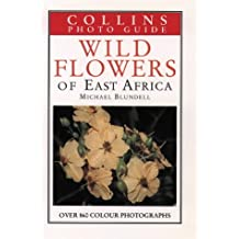 Wild Flowers of East Africa