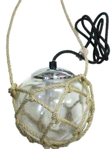 ガラス浮玉ライト(シーリングタイプ屋内用) (NO.7L (ネット外径230φ)) B00H94EER0  NO.7L (ネット外径230φ)
