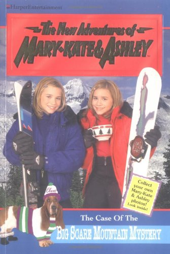 35c8eb978581 The New Adventures of Mary-Kate & Ashley 14: The Case of the Big Scare  Mountain Mystery