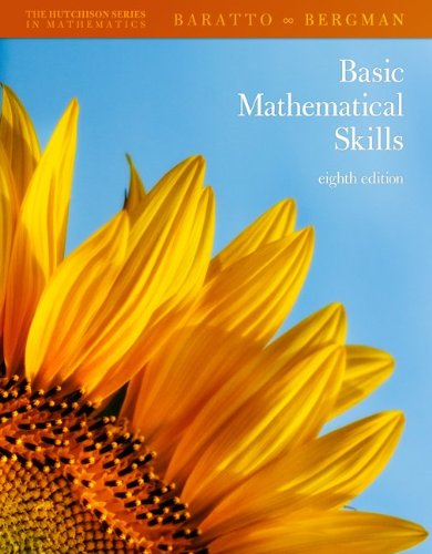 Combo: Hutchinson's Basic Math Skills with Geometry with MathZone Access Card