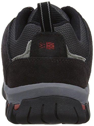 IV Weathertite para Zapatos Low Bodmin hombre Karrimor Sea Black tEwqaBx6