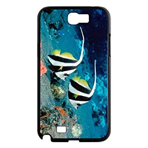 SYYCH Phone case Of Cute Clownfish Cover Case For Samsung Galaxy S5 i9600