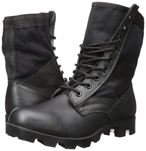 Stansport Jungle Boots Black TTRLf