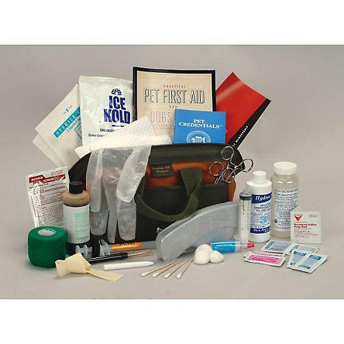 Sporting Dog First Aid Kit (Iodophor Pad)